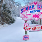 Sugar Ridge Resort Sign