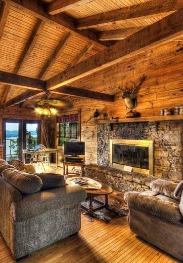 Peachy Eureka Springs Cabins On Beaver Lake Sugar Ridge Resort Download Free Architecture Designs Estepponolmadebymaigaardcom